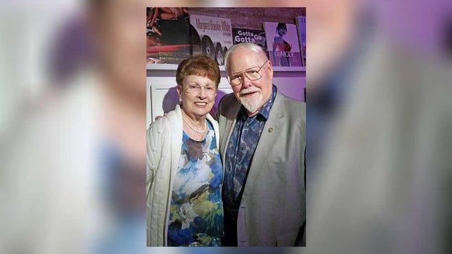 Meryl Salkin and Ken Lassiter.