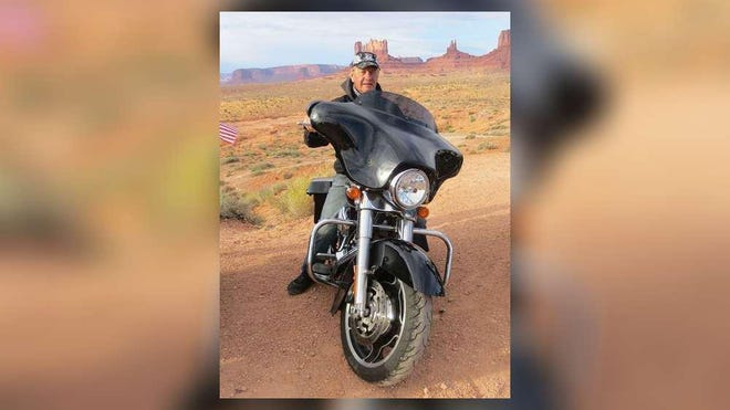 French businessman Jean-Claude Henrion's Facebook page shows him riding motorcycles all over the world. He died March 30, 2020, of the coronavirus, in Palm Beach County.