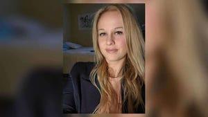 Ousted Florida data manager Rebekah Jones.