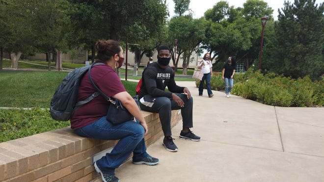 Incoming freshmen at West Texas A&M in Canyon will be welcomed a new way during this time of the COVID-19 pandemic. In addition to some traditional events, a virtual set of events is also planned for later this month.