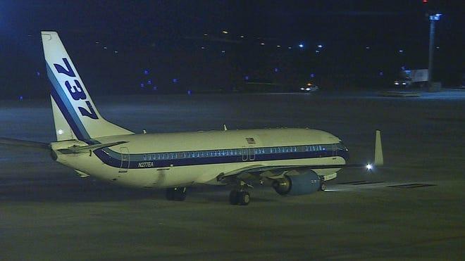 O vigésimo voo com deportados brasileiros dos Estados Unidos pousou no Aeroporto Internacional de Belo Horizonte, em Confins, na região metropolitana da capital de Minas Gerais, na sexta-feira, 25, transportando mais de 50 brasileiros.