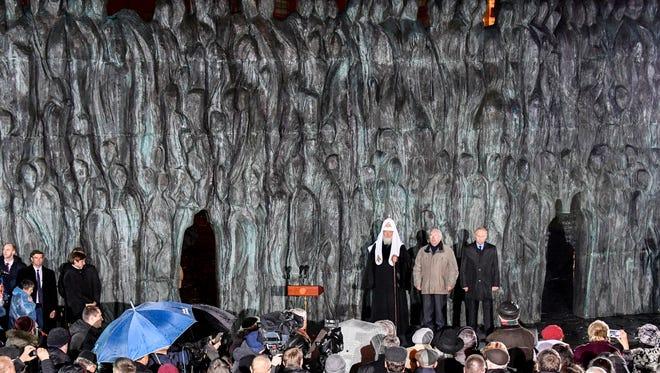 Russian Revolution Centennial Vladimir Putin Says Forget About It