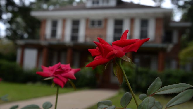 """The Steel Magnolia House in Natchitoches, La was the setting for the wedding reception in """"Steel Magnolias."""""""