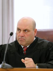 Hamilton County Municipal Court Judge Bernie Bouchard