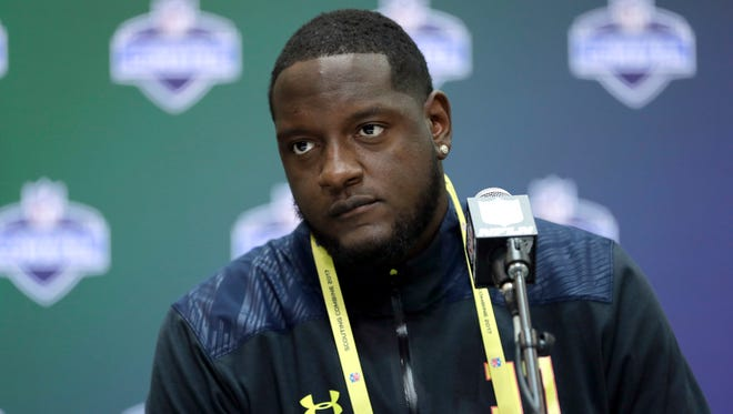 26. Seattle Seahawks: OL Cam Robinson, Alabama – Whether Robinson winds up a guard or tackle doesn't matter. He'll still be able to help the Seahawks' porous offensive line.