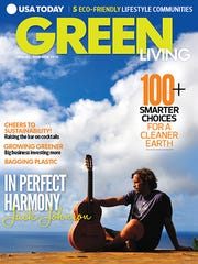 Find more great eco-friendly tips and trends in Green Living magazine, on newsstands now through June 8.