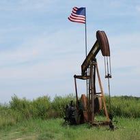 Abilene area oil and gas activity