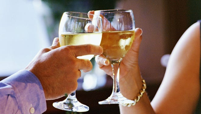 Whichever restaurant you choose to toast the New Year, make reservations. Otherwise you could be left out in the cold.