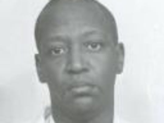 Michael Phillips booking photo