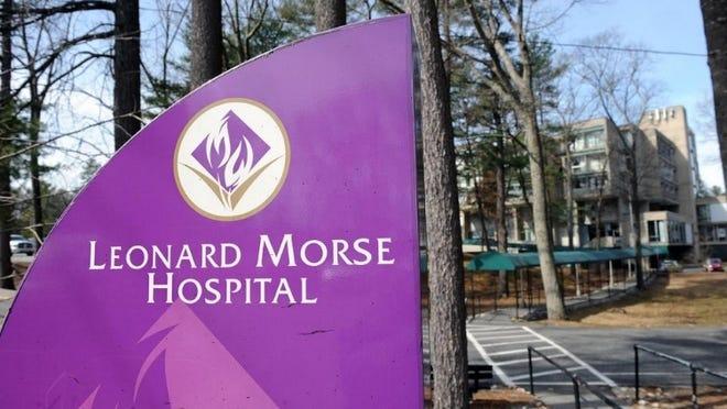 Leonard Morse Hospital in Natick.