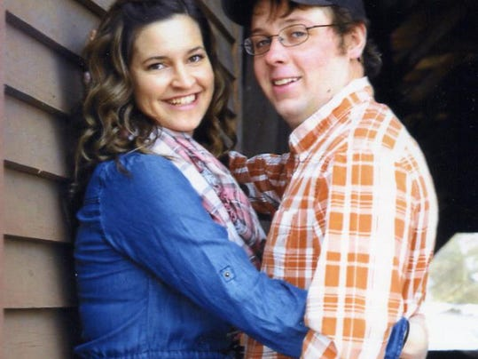 Victoria Rexrode and Corey Stogdale