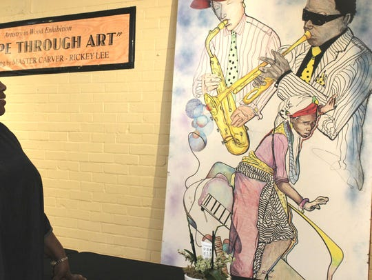 The Pamoja Cultural Arts Center in Shreveport aims