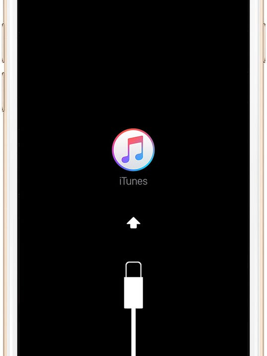 Iphone C Recovery Mode