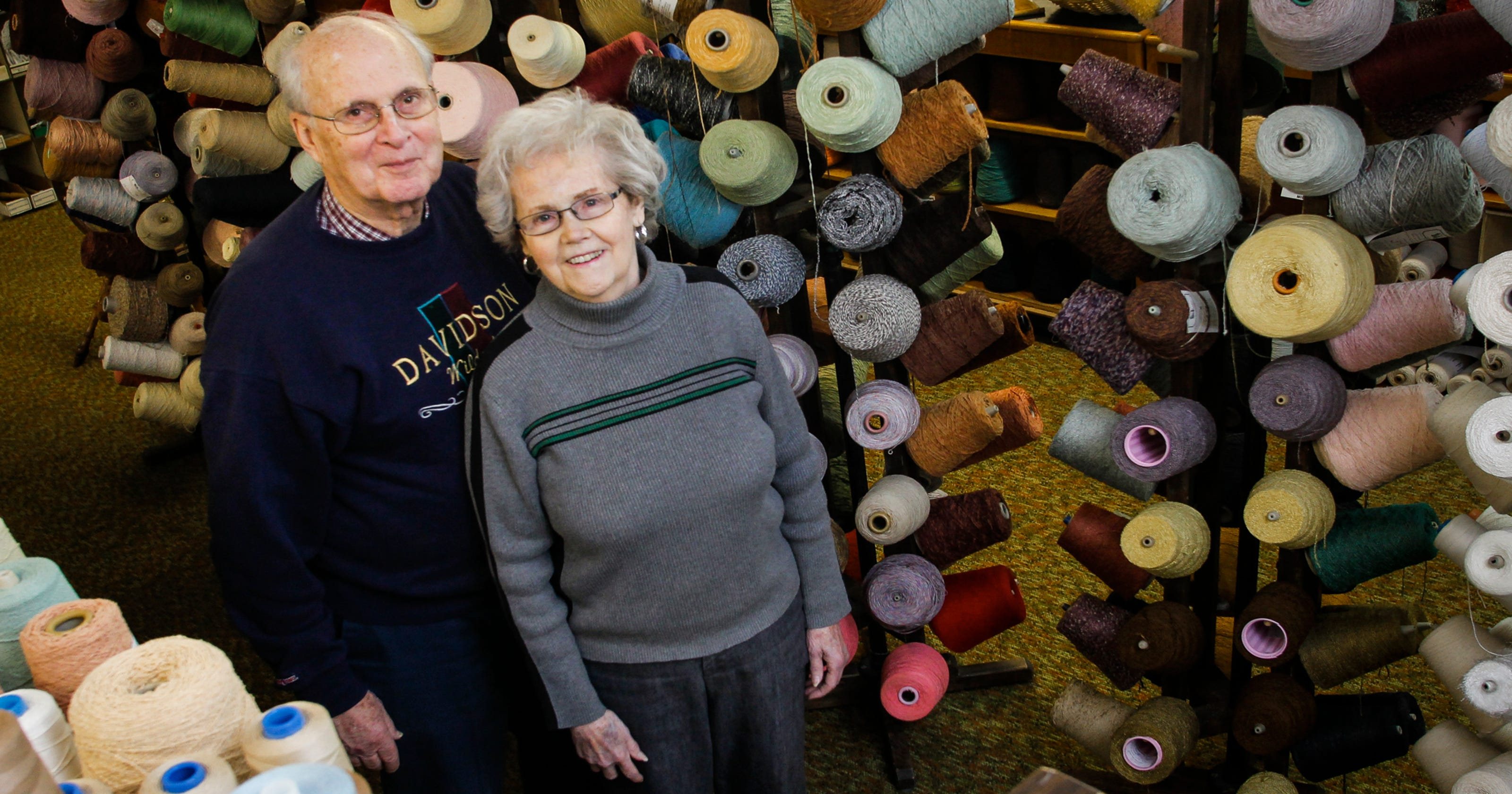 Closing of Davidson's Old Mill Yarn retail shop an end of an era