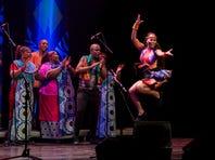 Soweto Gospel Choir at Wharton Nov. 18