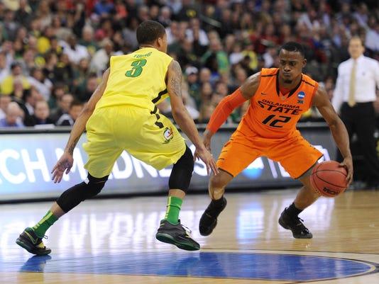 NCAA Basketball: NCAA Tournament-2nd Round-Oregon vs Oklahoma State