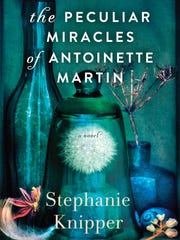The Peculiar Miracles of Antoinette Martin book cover