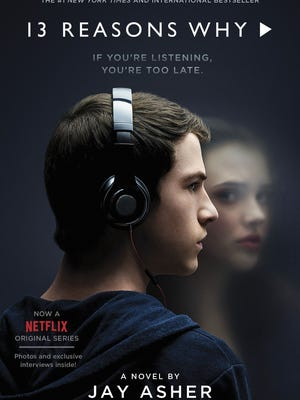 '13 Reasons Why' TV tie-in jacket
