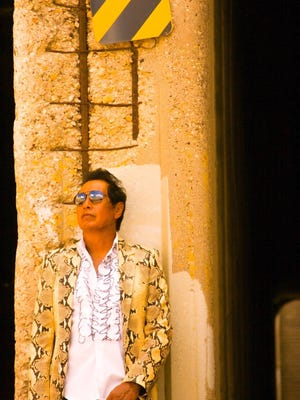 Alejandro Escovedo performs for free June 21 in Haddon Heights with Kendal Conrad.