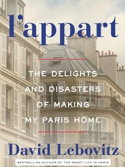 David Lebovitz' newest book is a memoir with recipes.