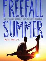 """Freefall Summer"" by Tracy Barrett"