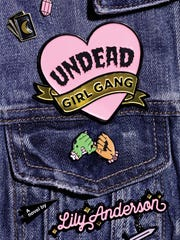 """Undead Girl Gang"" by Lily Anderson"