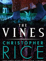 """""""The Vines"""" is Christopher Rice's second novel in the horror genre."""
