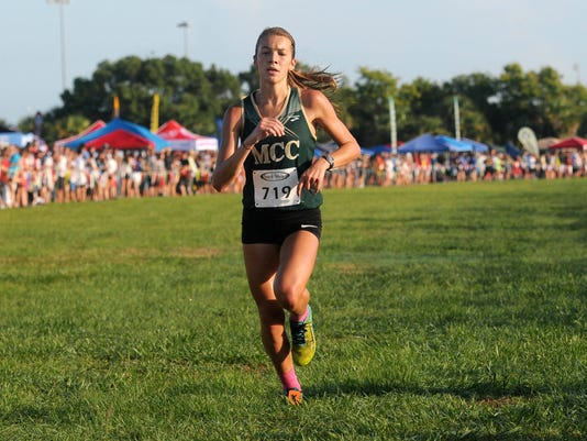 High School Cross Country: Astronaut Invitational