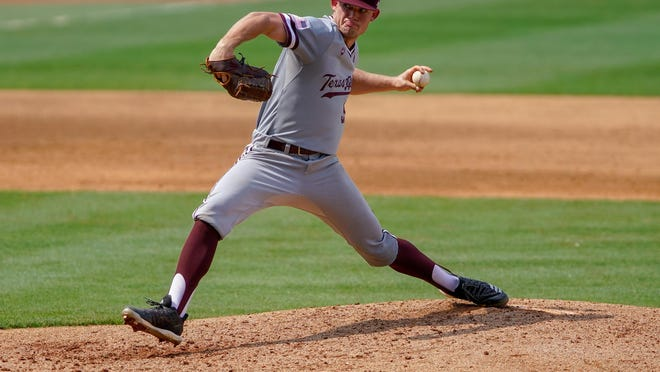 Texas A&M's Asa Lacy, was selected by the Kansas City Royals with the No. 4 pick in the MLB Draft on Wednesday.
