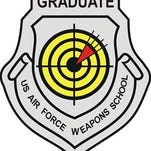 The Air Force has clarified that airmen can wear graduate patches, such as the Weapons Instructor Graduate patch.
