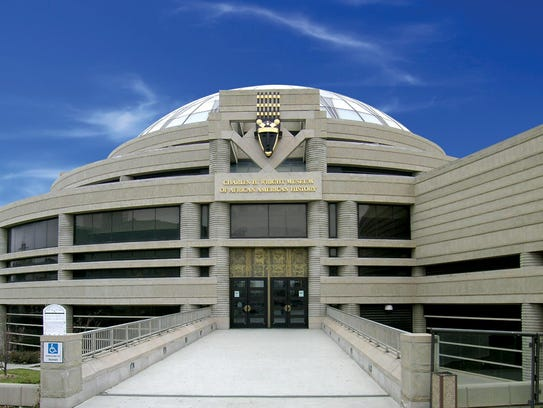 The Charles C. Wright Museum of African American History