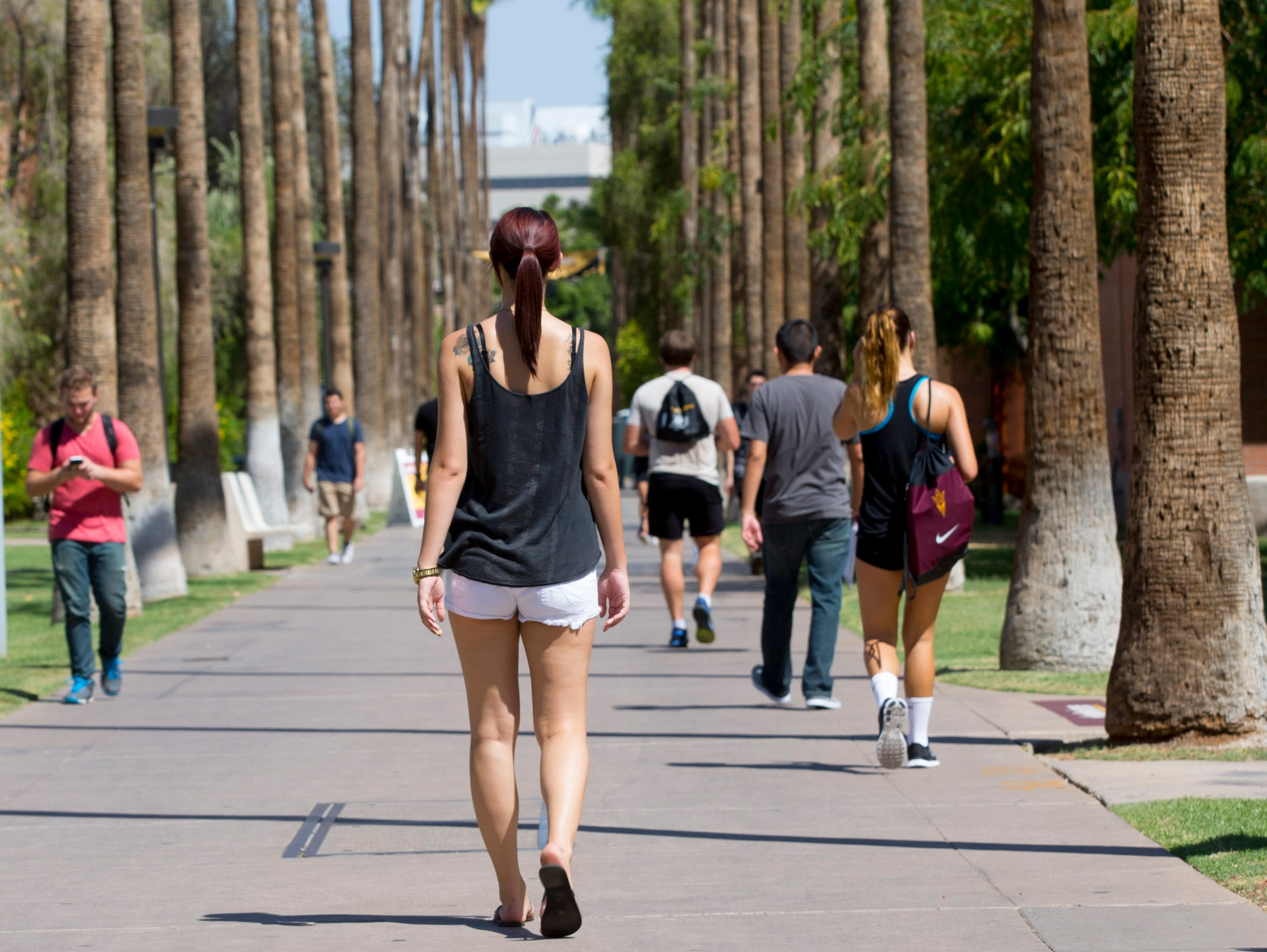 ASU student Alexandra filed a report with Tempe Police