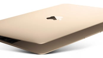 Macbook with USB-C.