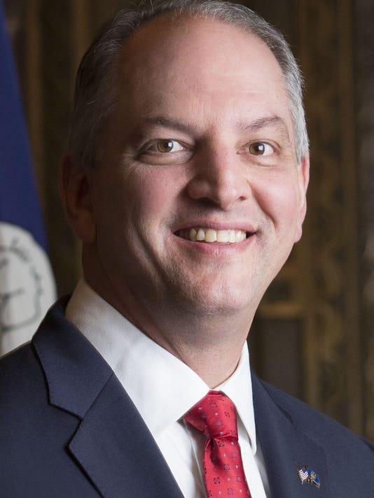 Gov. John Bel Edwards headshot