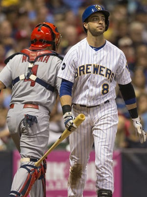 Ryan Braun and the Brewers will need a hot streak and some help from the Cardinals and Pirates to reach the playoffs.