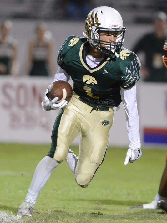 High School Football: Cocoa at Viera