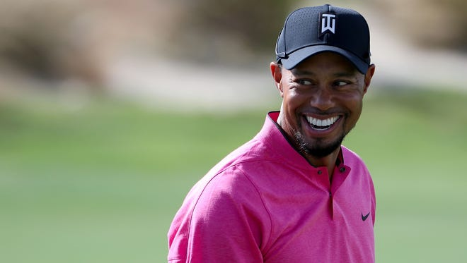 Tiger Woods is ready to return to action at the Hero World Challenge this week.