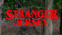 Stranger Jersey explores the Gates of Hell in Clifton.