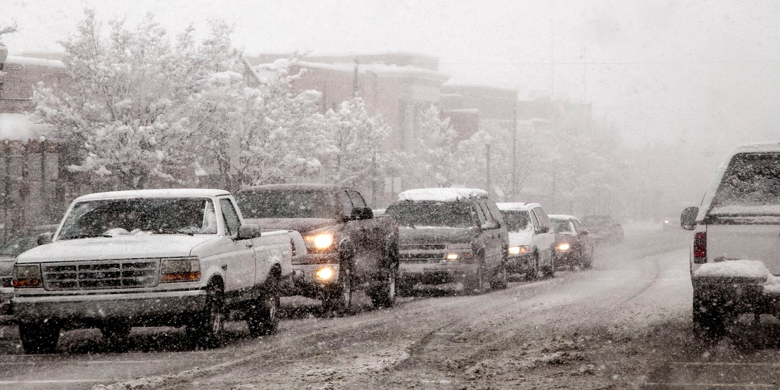 Thanksgiving snow in St. George? Get ready for a rough Utah travel week