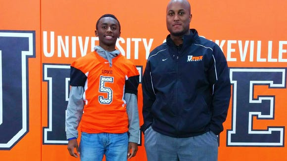 Darien Jackson committed to Pikeville.