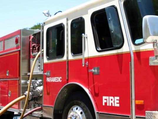 Fire damages Marathon County barn