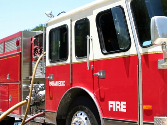 Fire displaces Rapids resident