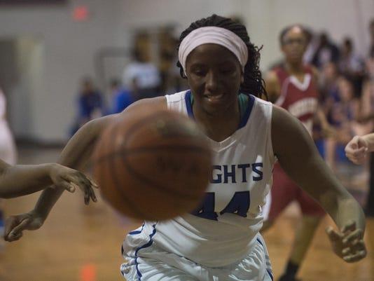 Girl's Basketball: Montgomery Catholic vs. Andalusia 01