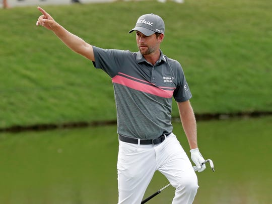 Webb Simpson will compete in the Rocket Mortgage Classic.