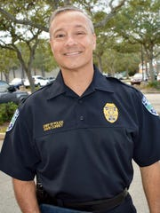 Vero Beach Police Department Chief David Currey strongly supports the Mental Health Association's work for first responders including his personnel who usually are the first ones to arrive on scene.
