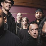 The Dave Matthews Band will play July 8 at the Blossom Music Center.