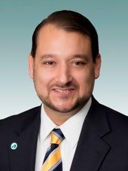 William Serrata, president of El Paso Community College