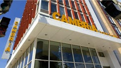 Cambria is a relatively new, more-upscale brand from