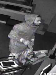 The Greenville Police Department released a video surveillance image from a burglary Oct. 13, 2015.