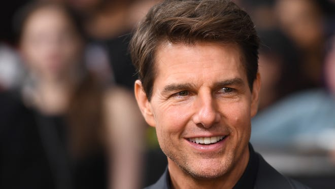 Tom Cruise is sometimes willing to go beyond his image and find something a little deeper.